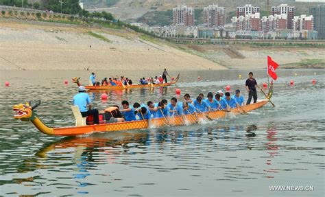 activities during dragon boat festival locals prepare for upcoming dragon boat festival in c