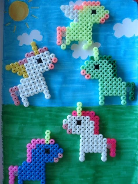perler unicorn perler bead unicorn car interior design