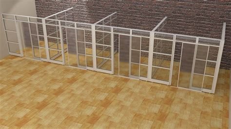 modern glass office contemporary glass office demountable walls room dividers