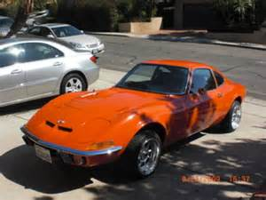Opel Gt For Sale Craigslist Opel Gt Archives German Cars For Sale