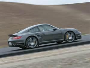 2007 Porsche Turbo 2007 Porsche 911 Turbo Wallpapers