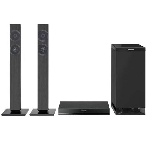 panasonic sc htb370 home theater system sound bar with