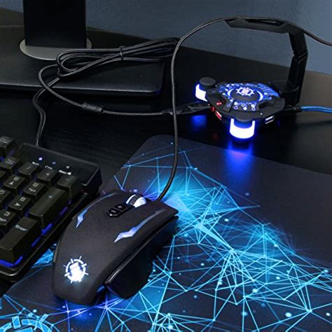 Mouse Bungee Cord For Gamers led gaming mouse bungee cord holder with 4 port usb hub