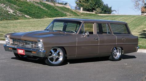 1966 chevrolet nova wagon custom chevrolet's chevy