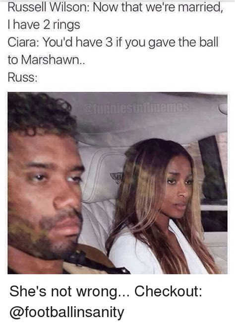 Ciara Meme - funny russell wilson memes of 2016 on sizzle cam newton
