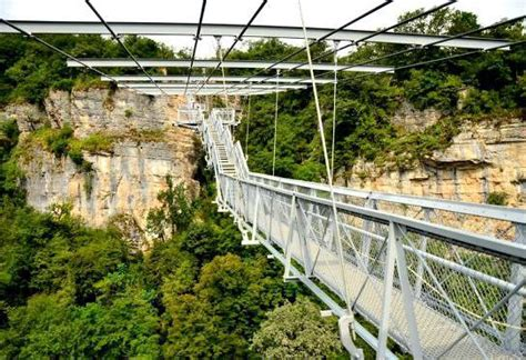 Мост в сочи с которого прыгают фото