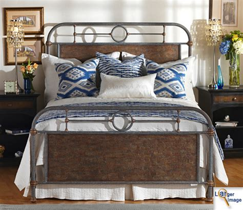 american iron bed company iron beds the american iron bed co danville hammered