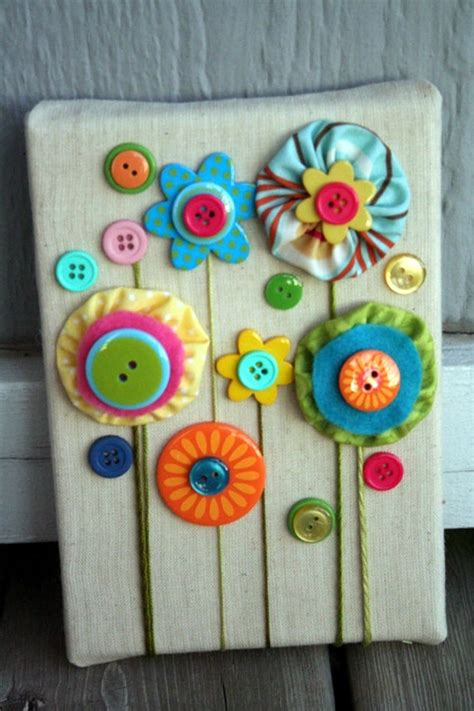 craft projects 40 cool button craft projects for 2016 bored