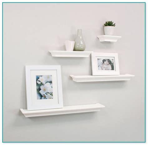 Buy White Shelves Mounting Brackets For Floating Shelves