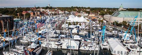 annapolis boat show schedule 2017 2017 sponsorship opportunities annapolis boat shows