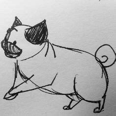 pug doodle pug