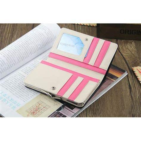 Dompet Kulit Pria Hitam Wag07m Wallet Import Size Mini Berkualitas dompet kulit logo kucing drhnetonline