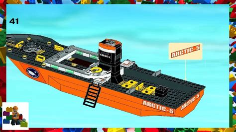 lego explorer boat instructions lego arctic instructions image collections form 1040