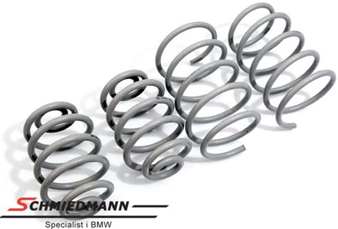 Lowering Hr Germany Bmw E36 6 Cyl 05474f lowering set lowtec front rear 60 30mm
