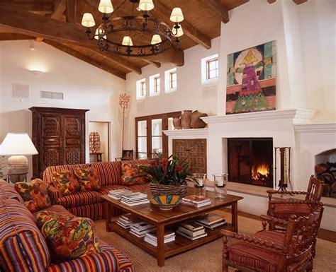 Hacienda Home Interiors Mexican Hacienda