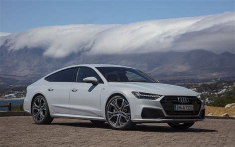 2019 audi a7 vs bmw 6 series, jaguar xf, mercedes benz cls
