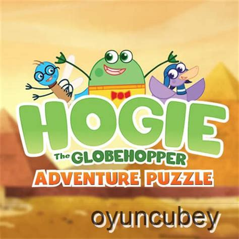 hogie globehoppper macera yapboz oyunu bedava macera