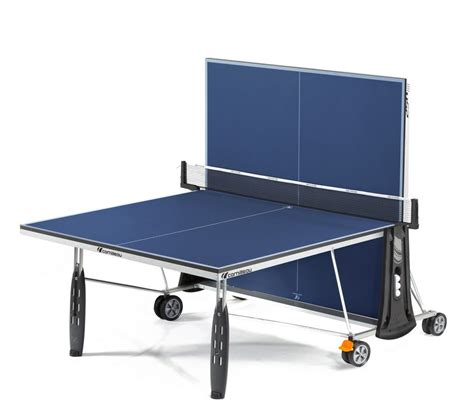 indoor outdoor ping pong table cornilleau 250 indoor ping pong table
