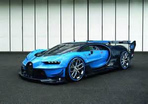 Gran Turismo 5 Bugatti Veyron Tuning Bugatti Le Concept Vision Gran Turismo Et Une Chiron