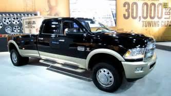 2016 Dodge Cummins 2016 Ram 2500 Review And Diesel Cummins Mpg Changes
