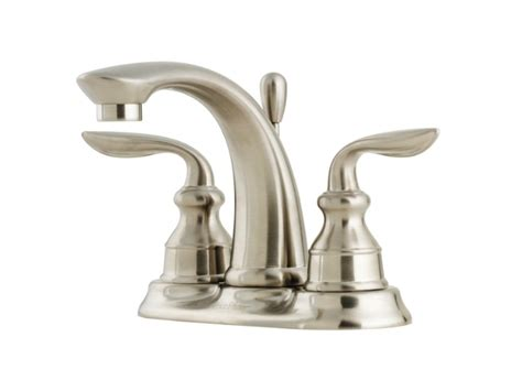Pp Faucet by Pfister Avalon Centerset Bath Faucet Brushed Nickel Pp