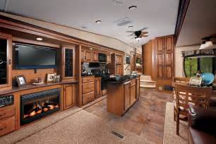 amazing trailer kitchens layouts www trailerlife