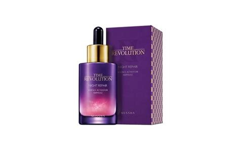 Harga Missha Time Revolution Essence 7 produk best seller missha halookorea