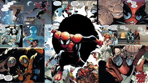 superior spider man wallpaper gallery