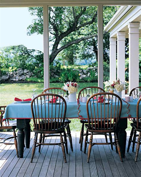 Dining Room Set outdoor party ideas martha stewart