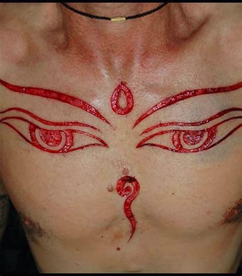 imagenes de tatuajes de ligeros escarificaciones arte extremo en el cuerpo taringa