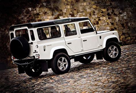Land Rover Himalaya Edition Lumberjac