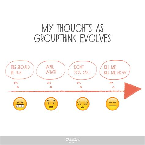 8 reasons to wipe groupthink off the face of the earth