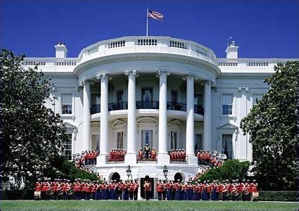 white house fine interiors the united states marine band in front of the white house white house historical