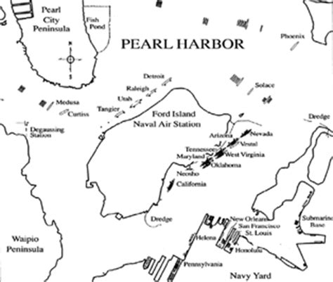 attack on pearl harbor thinglink