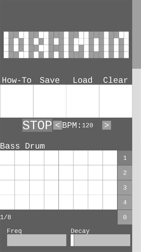 drum pattern android dragon free synth drum machine app for android by thiiird
