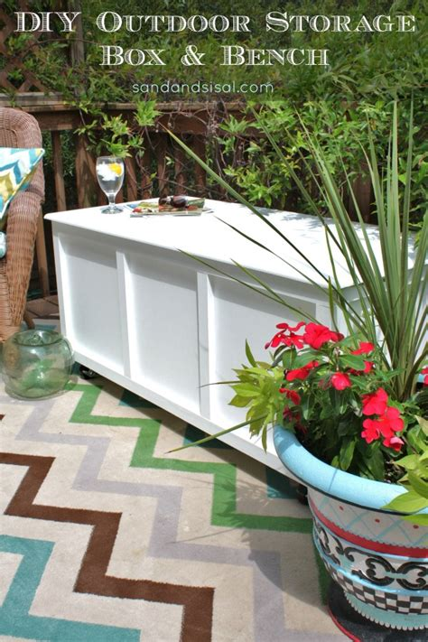 outdoor storage bench diy pdf diy build outside storage bench download building a
