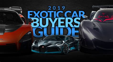 dupont registry exotic car buyers guide  preview
