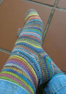 vanilla sock pattern yarn harlot ravelry vanilla socks toe up afterthought heel