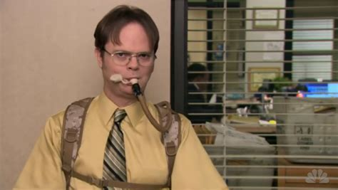 Dwight Office by David Knapp Fisher Soul Pancake S Awesome Phone Calls