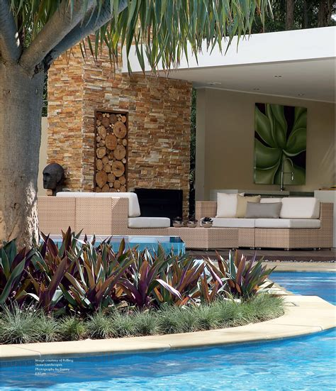 outdoor design media publication sydney living pools outdoor design