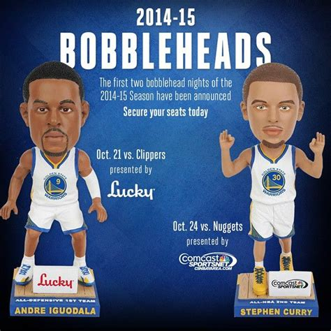 bobblehead nights warriors 29 best bobbleheads images on golden state