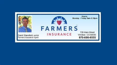 farmers insurance insurance agent in windsor co farmers insurance youtube