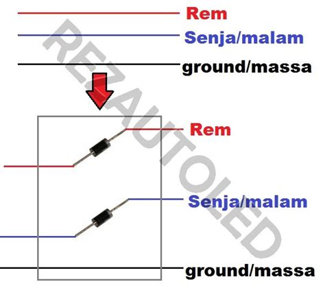 membuat lu led lebih terang mili ohm resistor 28 images berapa ohm hambatan