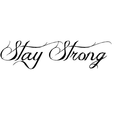 tattoo png text star fabulous demi lovato stay strong tatto
