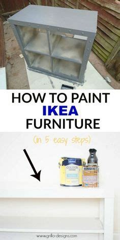 how to paint ikea furniture 1000 ideas about paint ikea furniture on pinterest ikea