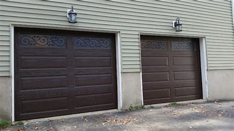 Brown Garage Door Garage Doors Installed Summit Door Llc Lehigh Valley Pa