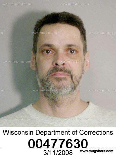 Rock County Wisconsin Court Records Dwayne E Bendorf Mugshot Dwayne E Bendorf Arrest Rock