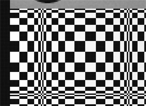 test pattern black and white test image for black and white printing