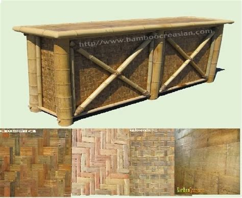 Tiki Bar Hut Assembly Quality Bamboo And Asian Thatch Bamboo Tiki Bar Bamboo