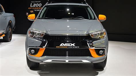 Cheapest Supercars To Maintain by Mitsubishi L200 Asx Geoseek Concepts Show New Livery In